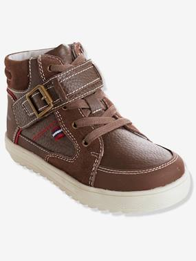 Shoes-Boys Footwear-Shoes-Boys' Leather Ankle Boots