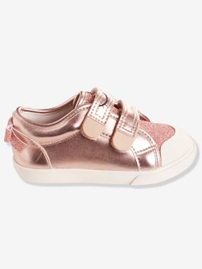 autumn collection-Girls'  Touch 'n' Close Trainers, Autonomy Collection