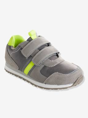 Vertbaudet Sale-Shoes-Boys' Touch 'N' Close Trainers