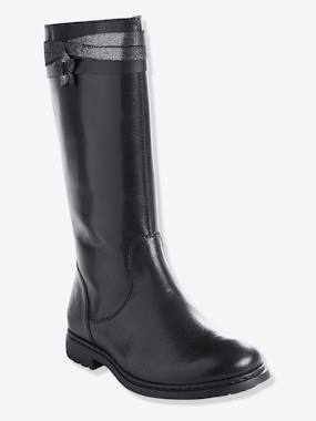 Vertbaudet Sale-Shoes-Girls' Riding-Style Boots