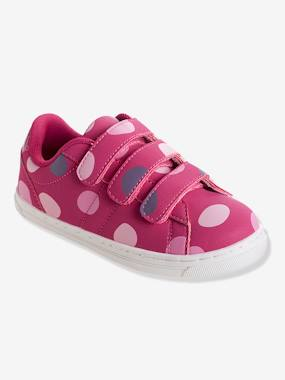 Megashop-Shoes-Girls Footwear-Girls' Stylish Trainers with Touch 'n' Close Tabs