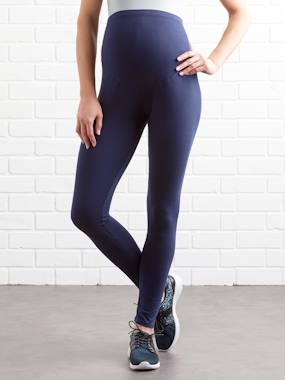 Vertbaudet Sale-Maternity-Long Maternity Leggings