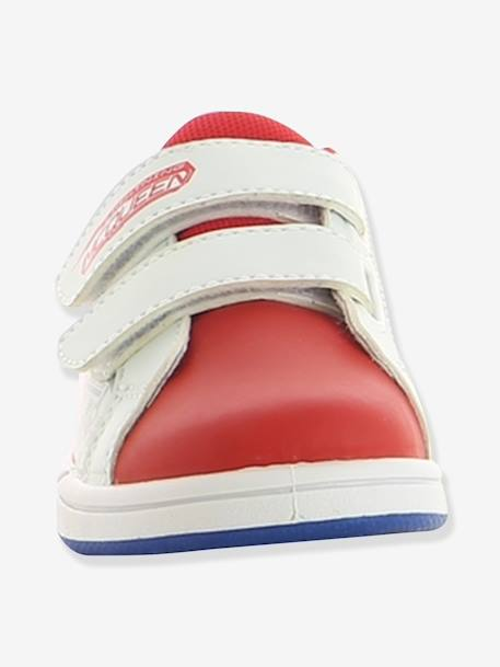 Boys' Trainers with Touch 'n' Close Fastening, Cars® Theme RED MEDIUM SOLID WITH DESIG - vertbaudet enfant