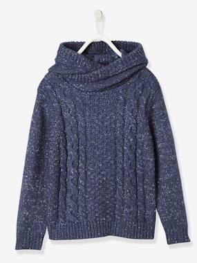 Boys-Jumpers-Boys' Hooded Jumper