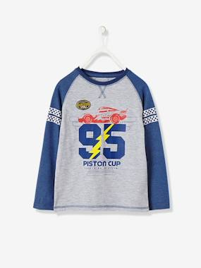 All my heroes-Boys-Boys' Long-Sleeved T-Shirt, Cars® Theme