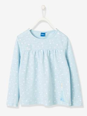 All my heroes-Girls-Girls' A-Line Long-Sleeved T-Shirt, Frozen® Theme