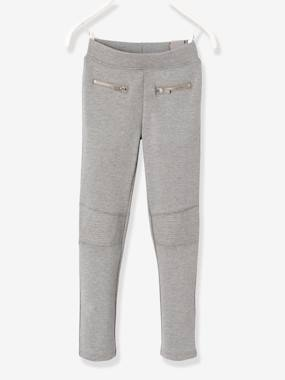 Heure anglaise-Girls' Milano Knit Treggings