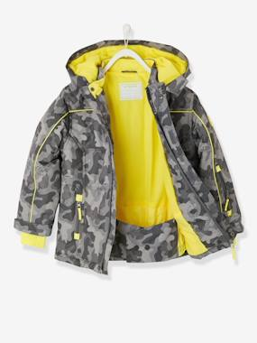 Coat & Jacket-Boys' Ski Parka