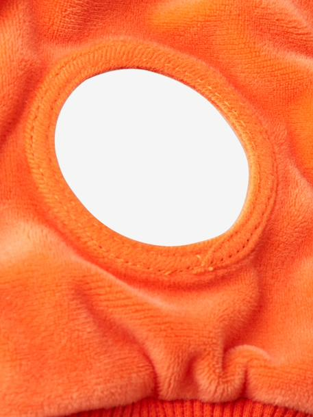 Puppet-Glove with Activities ORANGE MEDIUM SOLID WITH DESIG - vertbaudet enfant