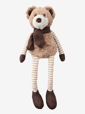 Toys-Cuddly Toys & Rattles-Long-Legged Teddy Bear