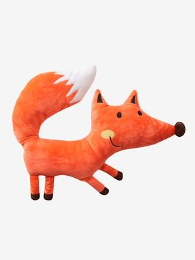 Toys-Fox-Shaped Plush Cushion