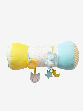 Toys-Cuddly Toys & Rattles-Cat Activity Prop Cushion