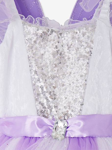 Girls' Fairy Costume PURPLE MEDIUM SOLID WITH DESIG - vertbaudet enfant