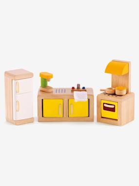 Vertbaudet Collection-Toys-Wooden Kitchen, by Hape