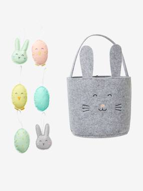 Vertbaudet Sale-Toys-Bunny Basket with Easter Surprises