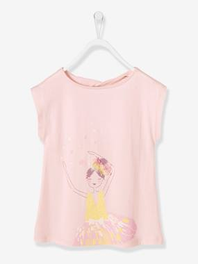 Girls-Tops-Girls' T-Shirt