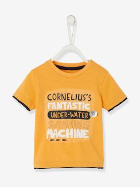 Baby-T-shirts & Roll Neck T-Shirts-T-shirts-Baby Boys' Top, Cornelius Fantastic