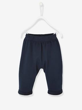 Baby-Trousers & Jeans-Babies' Harem-Style Fleece Trousers
