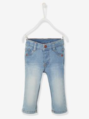 Baby outfits-Baby Boys' Straight-Cut Jeans