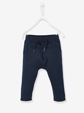 Trousers-Baby-Baby Boys Fleece Trousers
