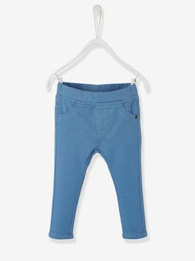 Trousers-Baby-Baby Girls' Treggings