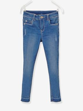 Megaboutique-Jean skinny fille Morphologik tour de hanches MEDIUM