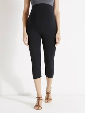 Maternity-Short Maternity Leggings