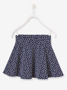 Girls-Skirts-Girls' A-line Skirt