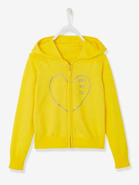 Happy Price Collection-Girls' Hooded Jacket