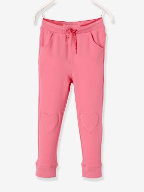 Dress myself-Girls' Fleece Trousers