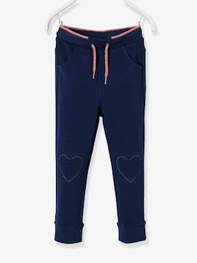 confetti girl-Girls' Fleece Trousers