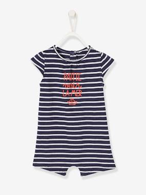 Baby-Dungarees & All-in-ones-Babies' Playsuit, Beach Special