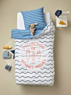 Children's Duvet Cover + Pillowcase Set, Cool Waves Theme  - vertbaudet enfant