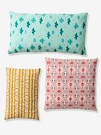 Set of 3 Cushions, Cactus  - vertbaudet enfant
