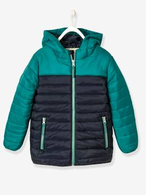 Coat & Jacket-Boys' Lightweight Padded Jacket