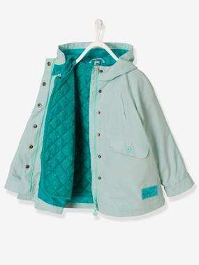 Mid season sale-Girls-Girl's 3-in-1 Parka