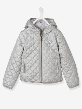 Megashop-Girls-Girls' Lightweight Jacket