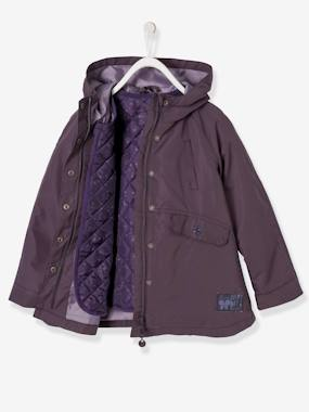 Coat & Jacket-Parka fille 3 en 1