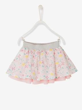 Baby-Dresses & Skirts-Baby Girls' Reversible Skirt