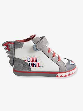 Shoes-Boys Footwear-Trainers-Girls' High-Top Trainers, Autonomy Collection