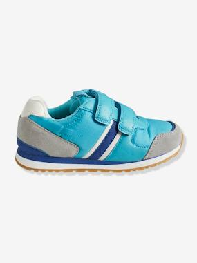 Shoes-Boys Footwear-Trainers-Trainers With Touch N Close Fastening