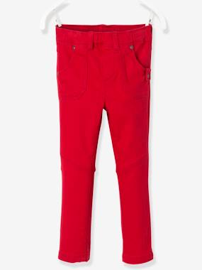 Dress myself-LARGE Fit, Boys' Slim Fit Trousers