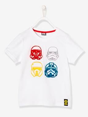All my heroes-Boys-Boys' Star Wars® Top