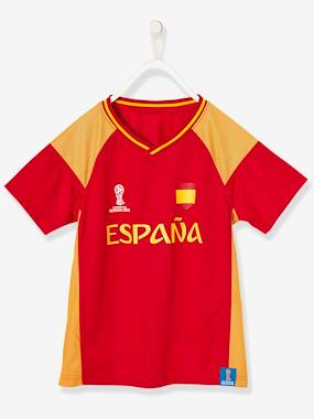 All my heroes-Boys-FIFA® 2018 Spanish Football Team T-shirt