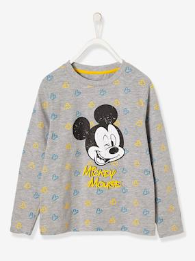 Schoolwear-Boys' Printed Mickey® Top