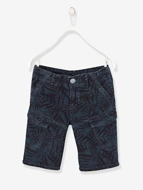Mid season sale-Boys-Boys' Military Style Bermuda Shorts