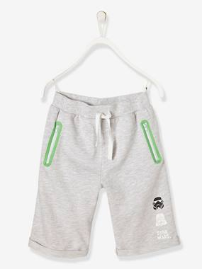 Short & Bermuda - Vertbaudet Fashion specialist for kids and baby : clothing, shoes and accessories-Bermuda garçon Star Wars® en molleton