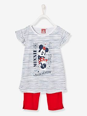 Minnie and Mickey-Girls' Printed Minnie® Pyjamas