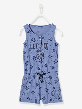 Girls-Dungarees & Playsuits-Girls' Frozen® Playsuit