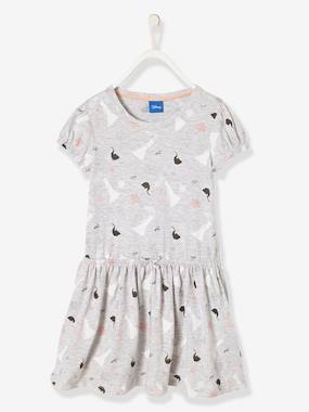 All my heroes-Girls-Frozen® Dress with Sequins